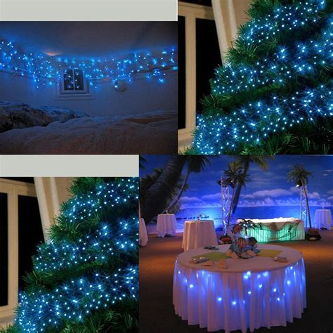 blue outdoor fairy lights 250 led string fairy lights indoor outdoor xmas christmas
