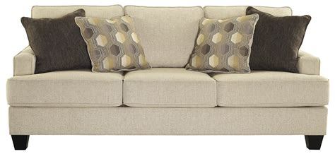 queen sleeper sofa with memory foam mattress benchcraft by ashley brielyn queen sofa sleeper with