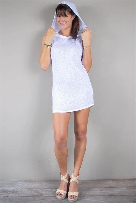 Gaby Dress gabi linen dress white