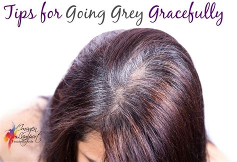 reverse hombre hairstyle to grow out grey 15 best reverse highlights images on pinterest grey hair