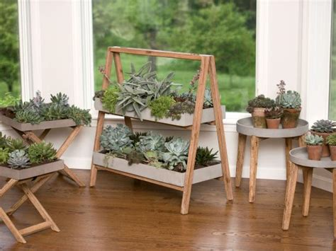 give  plants  lift  plant stands diy