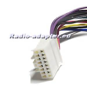 panasonic wiring harness wire harness 16 pin cq rd r dp rdp car hifi radio adapter eu