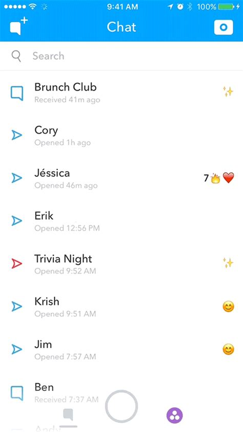 snapchat chat room snapchat finally releases groups feature