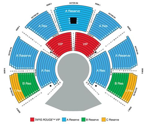 cirque du soleil o seating chart with seat numbers cirque du soleil o bellagio seating plan brokeasshome