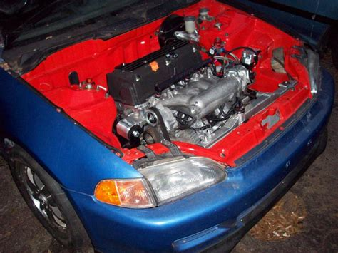 painting engine painted engine bay thread page 2 honda tech