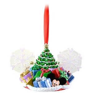 disney ear hat ornament christmas tree mickey mouse