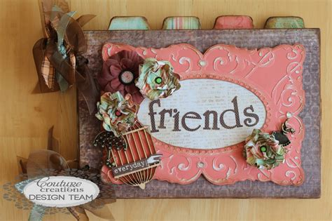 Handmade Photo Albums - best ideas for creating photo album for friends by