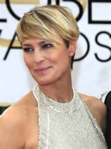 robin wright penns short hair meet the stylist cameron ryan saloncapri