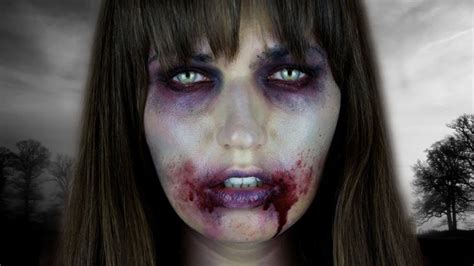 tutorial zombie 12 really awesome zombie makeup tutorials you re so pretty