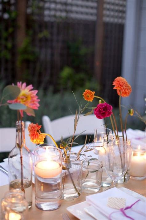 affordable centerpieces for your wedding reception