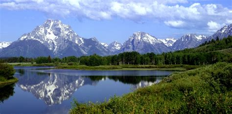 Wyoming the state famous for its abundance of wildlife and natural
