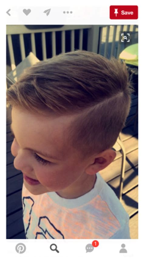 little boy hard part cut hard part haircut on boys or hairdressers babycenter