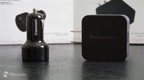Tronsmart Ts Cc2tf 2 Port Charge 30 Car Charger Cc04p from 0 to 60 how tronsmart is aiming to change your