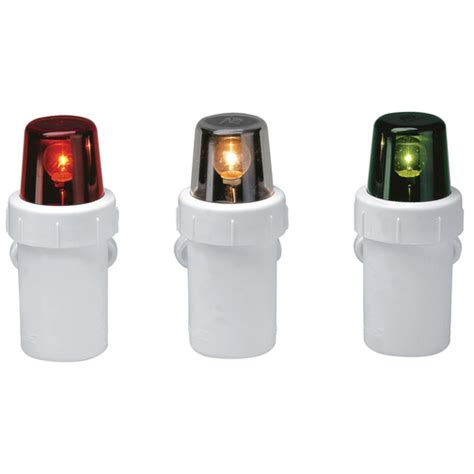 battery navigation lights sheridan marine