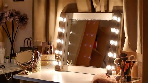 how to build a vanity mirror with lights diy series how to make a vanity mirror with lights youtube