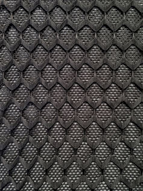 hexagon pattern clothes sheer knit mesh w hexagon overlay pattern stretch polyester