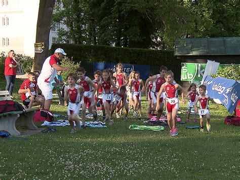 wann können kinder laufen kinder triathlon auf den spuren der quot eisernen quot kaernten