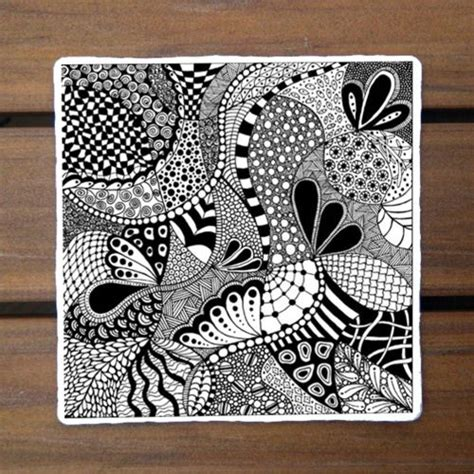 zentangle pattern library 1000 ideas about easy zentangle patterns on pinterest
