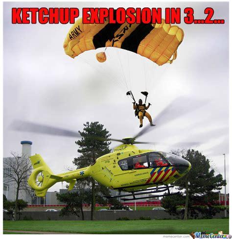 Explosion Meme - ketchup explosion by gregorsamsa meme center