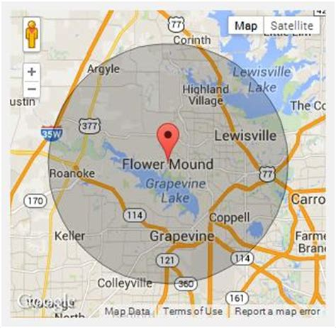 map of flower mound texas top dumpster rental in flower mound tx call 469 470 9026