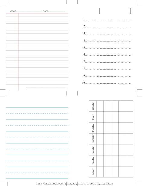 Journaling Cards Template by Free Printable Scrapbook Calendar Pages New Calendar