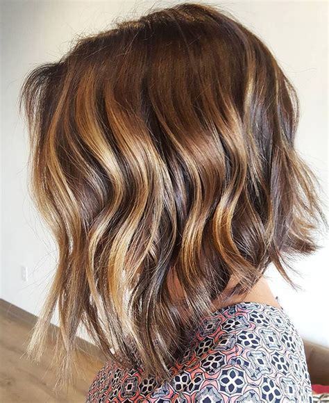 best 25 wavy inverted bob ideas on pinterest long