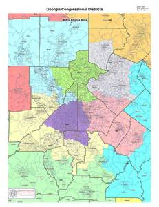 government congressional districts metro atlanta