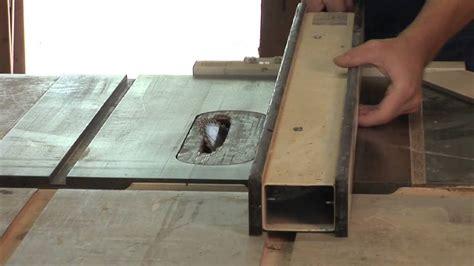 table saw angle cutting angles on a table saw