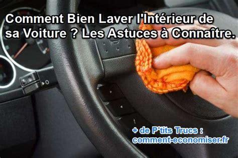 comment nettoyer les sieges de voiture comment bien laver l int 233 rieur de sa voiture les astuces