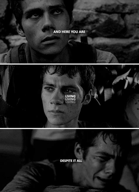 The Maze Runner Thomas Dylan O'Brien | shows and movies in