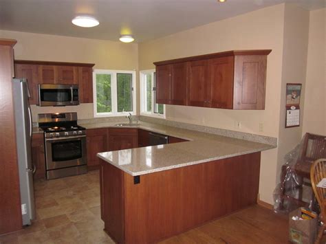 Cherry Oak Kitchen Cabinets by Photos Kitchens With Cherry Oak Hickory Or Lyptus