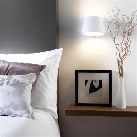 eclairage tete de lit applique en pl 226 tre t 234 te de lit avec interrupteur pour 233 clairage de chambre 224 coucher koza 139
