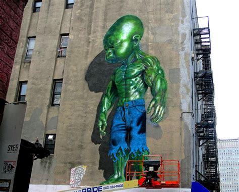 top  countries  admire street art