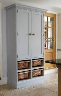 Kitchen Storage Cabinets Free Standing by Free Standing Kitchen Larder The Bespoke Furniture Company