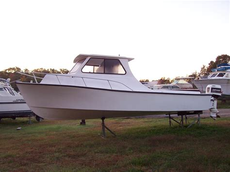 parker boats deale md 2007 wicomico pilothouse power boat for sale www