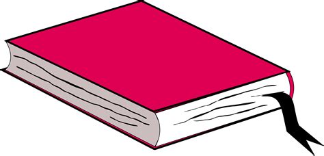 libri clipart book clipart pink pencil and in color book clipart pink