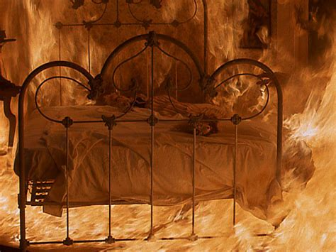 burning bed my sweet poison cauldrons and cupcakes