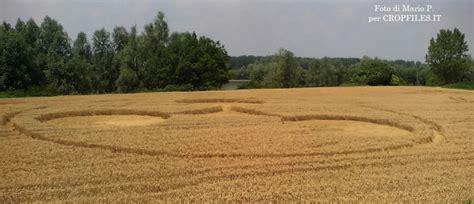 rea pavia crop circle at rea pavia lombardia italy reported 21st