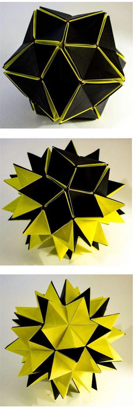 Origami Revealed Flower - 1000 images about origami kusudama on