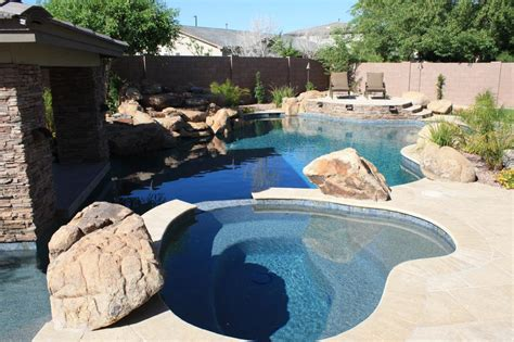 Backyard Pools In Arizona Arizona Swimming Pools Swimming Pool Quotes