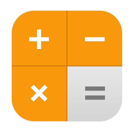 calculator png calculator icon myiconfinder