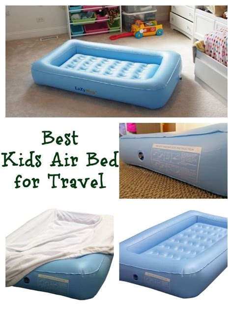 traveling with lazynap air bed for travel