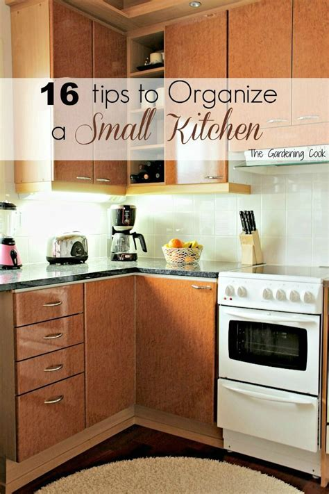 1000 ideas about small kitchen organization on