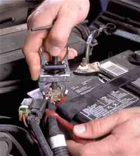 solved how to replace broken car battery cables