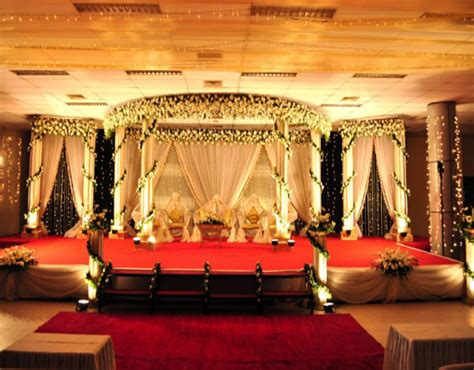 Wedding Background Decorations by Indian Wedding Reception Decorations Wedding
