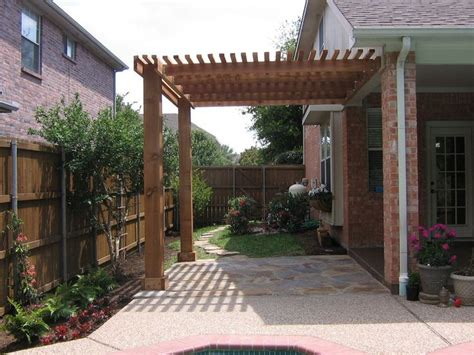how to build an attached pergola 17 best ideas about pergola attached to house on back patio pergola patio and