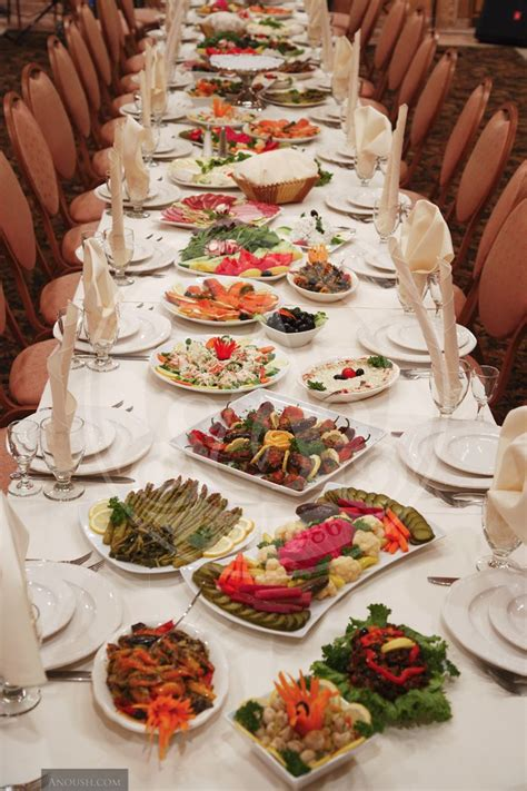 table snack cuisine wedding food table set up www pixshark images