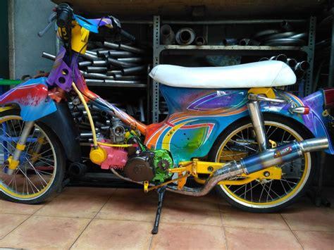 Keranjang Honda C70 jual knalpot racing honda c70 ulung grand prima