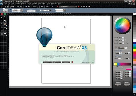 corel draw x5 tutorial logo design coreshop corel draw x5