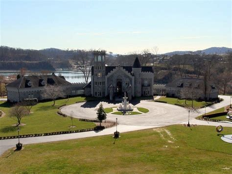 home design johnson city tn house of the week tennessee castle with a race track